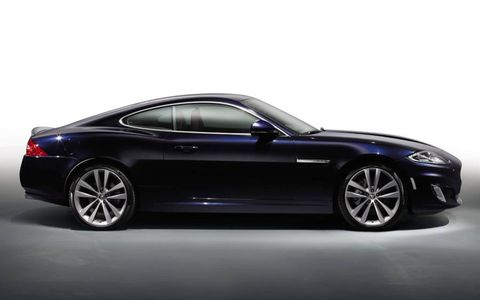 The Dynamic Pack is now available on both the XK and XKR