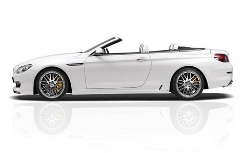 The Lumma Design CLR 600 GT will premier at the Geneva motor show in March.