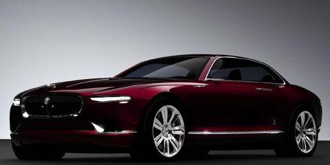 Bertone Jaguar concept