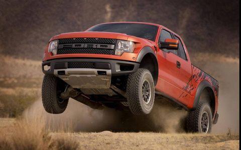 Driver's Log: 2010 Ford Raptor SVT