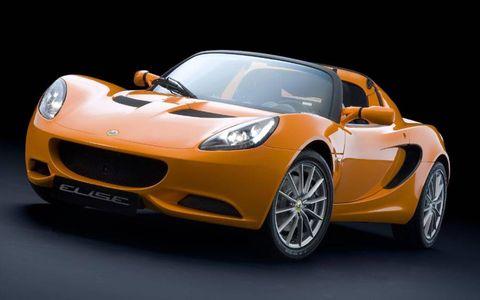 Geneva Preview: 2011 Lotus Elise