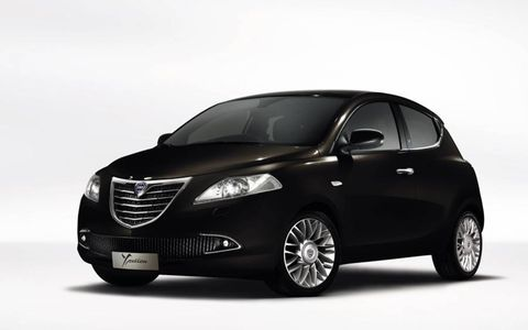 The Lancia Ypsilon