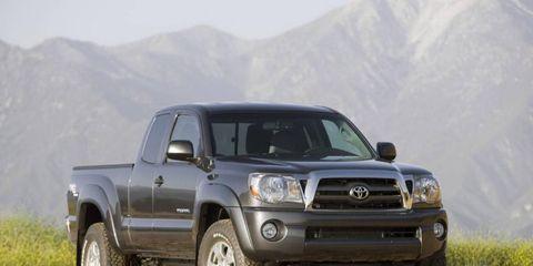 2011 Toyota Tacoma PreRunner Access Cab