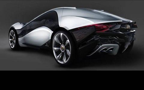 Automotive design, Vehicle, Automotive lighting, Car, Concept car, Automotive exterior, Fender, Vehicle door, Supercar, Personal luxury car,