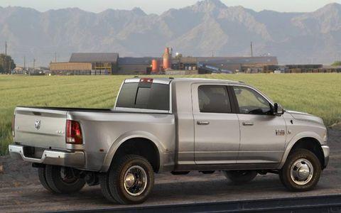 Driver's Log: 2010 Ram HD 3500 Laramie