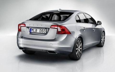The Volvo S60 sedan will debut at the Geneva motor show.