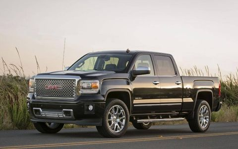 The 2014 GMC Sierra Denali starts out at a base price of $51,060.