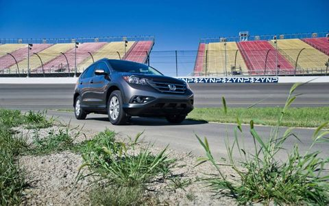 2013 Honda CR-VPhoto by: Chris Amos