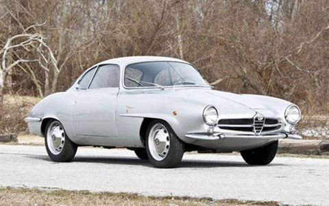 Prices for Alfa Romeo Giulietta Sprint Speciale coupes have risen dramatically as collectors have begun to notice their style and performance.