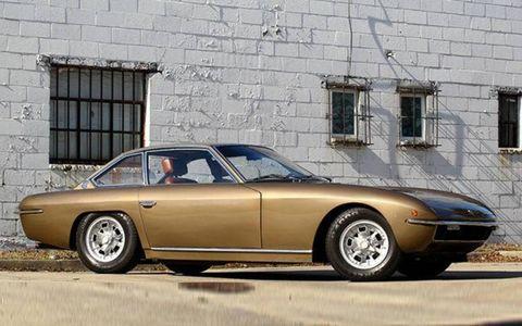 If you're a fan of Italian grand tourers, you might consider this 1968 Lamborghini Islero 2 + 2.