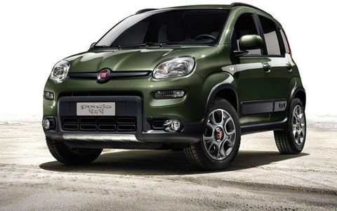 The Fiat Panda 4x4 comes with two thrifty engines, one of them diesel.