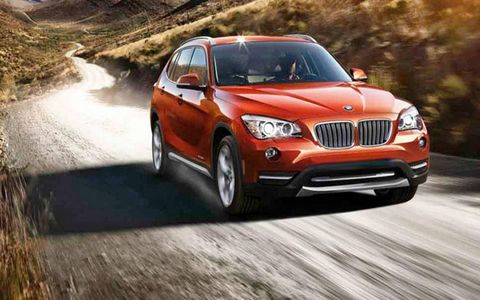 The 2014 BMW X1 XDrive35i starts at a base price of $39,525.
