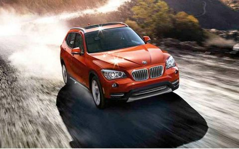 Under the hood, the 2014 BMW X1 XDrive35i packs a 3.0-liter DOHC turbocharged I6 engine.