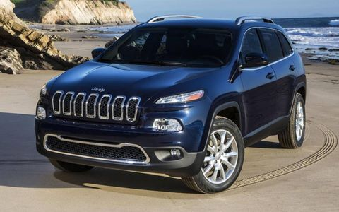 The 2014 Jeep Cherokee replaces the Liberty.