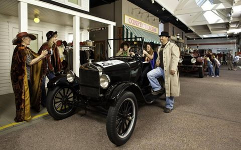 National Automobile Museum: Turn of the Century Street