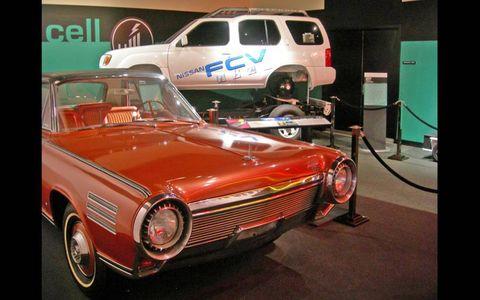 Peterson Automotive Museum
