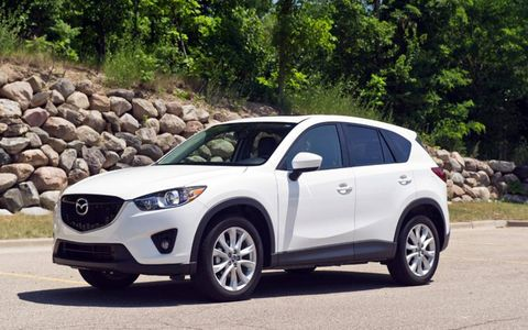 Our 2013 Mazda CX-5 Grand Touring racked up 7,089 miles during the third quarter.