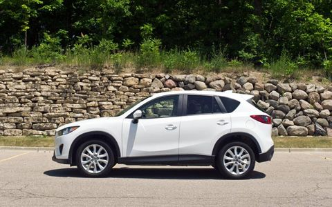 We averaged 25.9 mpg during quarter three in our long-term 2013 Mazda CX-5 Grand Touring.