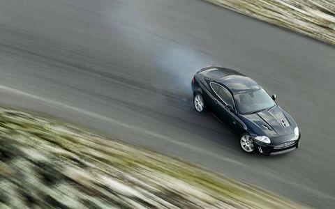 Driver's Log: 2010 Jaguar XKR