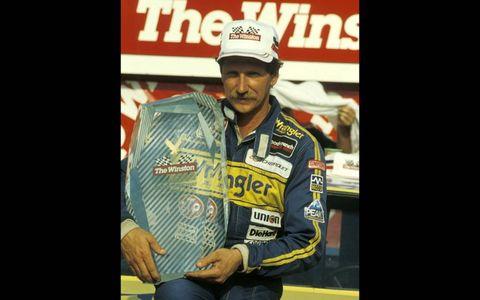 Charlotte Motor Speedway, 1987