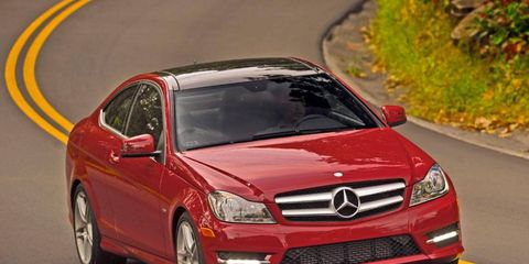 """""""I find myself liking the Mercedes C-class more and more."""" - Road Test Editor Jonathan Wong"""