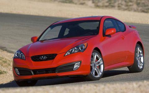 Driver's Log: 2010 Hyundai Genesis Coupe