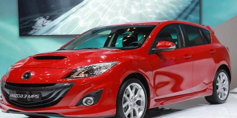 Mazda is fast-tracking a high-performance Mazdaspeed 3 version of the new-generation Mazda3 range.