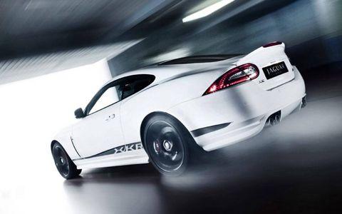Geneva Auto Show Preview: 2011 Jaguar XKR Special Edition