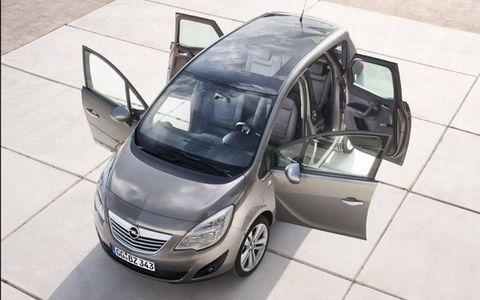 Geneva Auto Show Preview: Opel Meriva