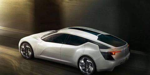Geneva Auto Show Preview: Opel Flextreme GT/E
