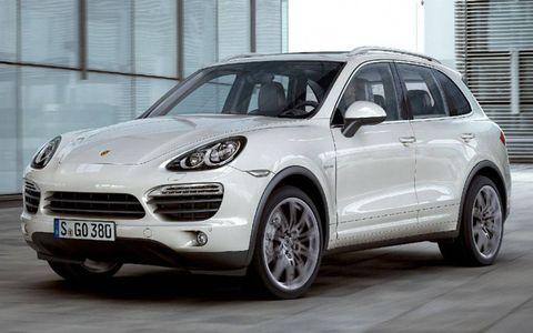 Geneva Auto Show Preview: 2011 Porsche Cayenne