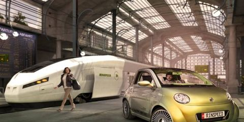 Geneva Auto Show Preview: Rinspeed UC