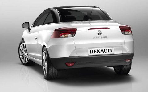 Geneva Auto Show Preview: Renault Megane