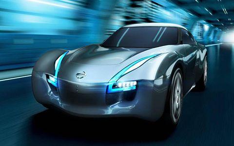 The Nissan Esflow