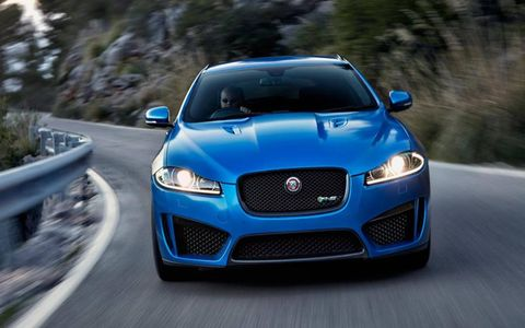 Like the XF Sportbrake, the XFR-S Sportbrake is almost certain to be Europe-only.
