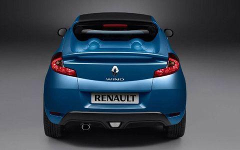 Geneva Auto Show Preview: Renault Wind