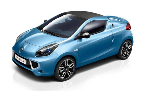 Geneva Auto Show Preview: Renault Wind