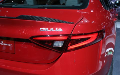 The 2017 Alfa Romeo Giulia US specifications are being released at the LA Auto Show.
