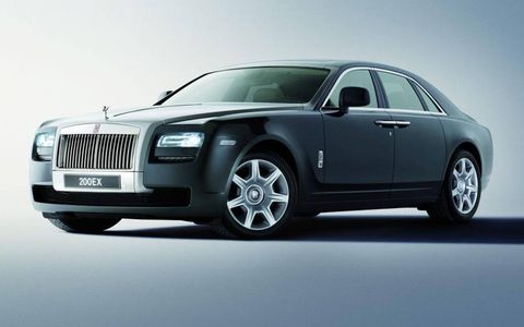"Rolls-Royce has christened its latest concept the 200EX--a name that picks up on traditional terminology harking back to some of the company's more flamboyant prewar ""experimental"" prototypes and subsequently revived on the 100EX in 2004. However, it is well known that the luxury sedan will head into production as the long-awaited rival to the Bentley Continental Flying Spur."