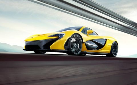 The McLaren P1 will make a total of 903 hp.