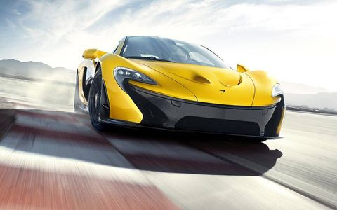 The McLaren P1 costs $1.15 million.