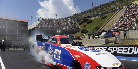 Hight earned the victory with a 3.995-second pass at 317.57 mph.
