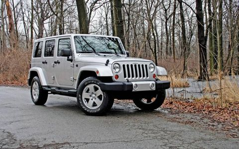 """""""I have long wanted a Wrangler in my stable, and in my dream 15- or 20-car garage, a Wrangler would have a prominent parking spot. """" - Executive Editor Roger Hart"""