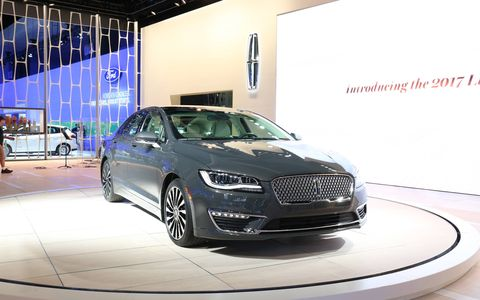 The 2017 Lincoln MKZ makes 400 hp, making it technically the most powerful production Lincoln ever.
