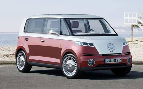 Volkswagen Microbus (Bulli)