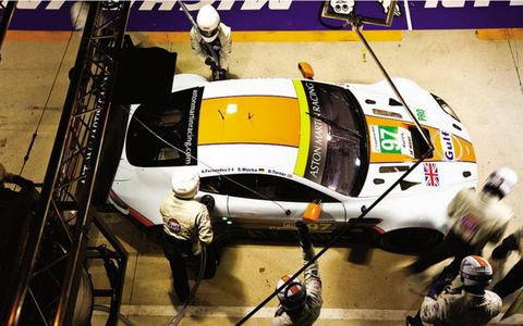 Competition in the American Le Mans series remains a priority.