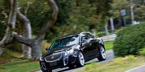 The 2012 Buick Regal GS in the latest edition of Autoweek's Autofile car review.