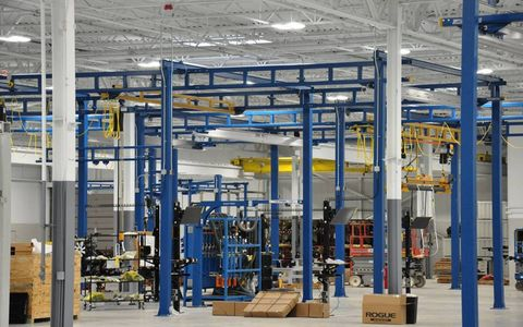 Mahindra Automotive will be opening a North American manufacturing facility where they will build the Roxor.