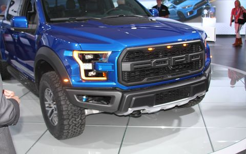Ford says the new truck will make more power than the previous model, which was rated at 411 hp and 434 lb-ft of torque.