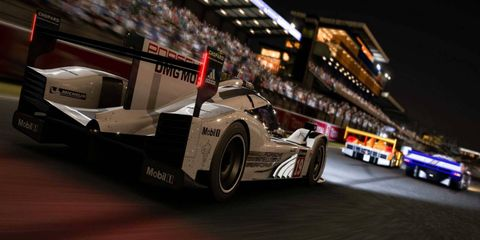 Porsche's exclusive deal with EA expired, so its cars are back in other driving video games.